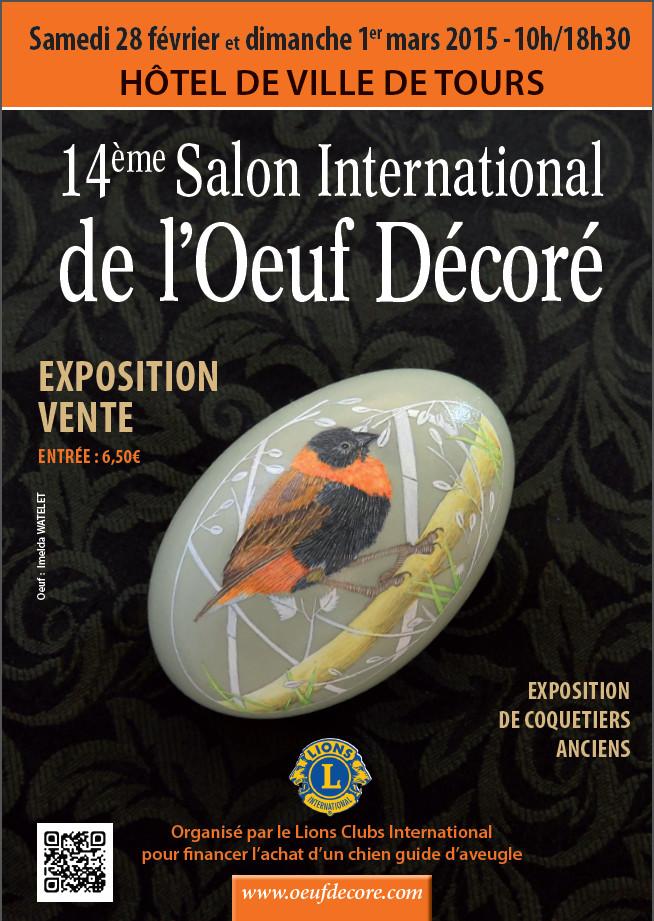 Salon Des Oeufs Decores Images